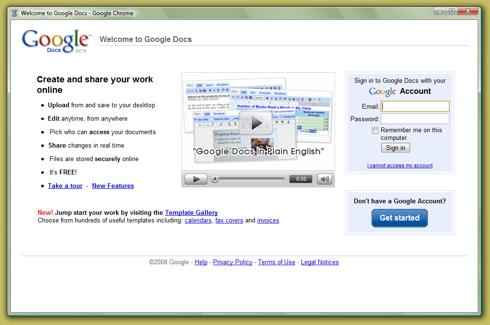 Create application shortcut