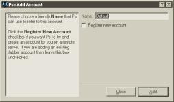 Creating a Psi profile